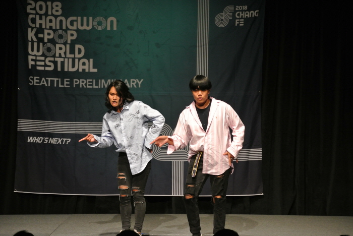 2018 K-Pop World Festival Seattle Preliminary